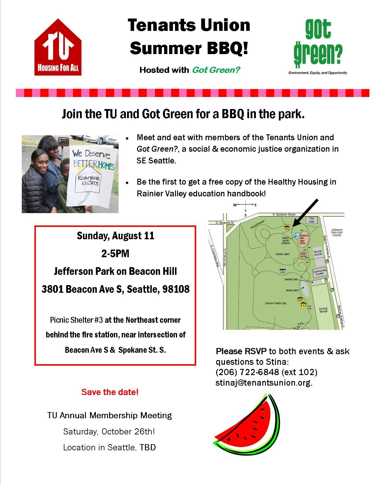 BBQ invite 2013